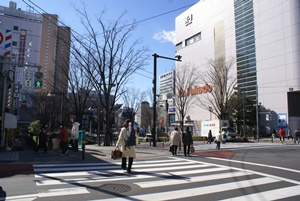 JR大井町